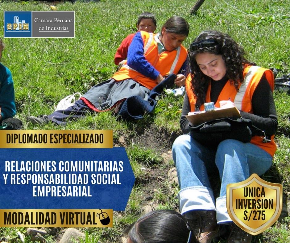 Relaciones Comunitarias y Responsabilidad Social Empresarial