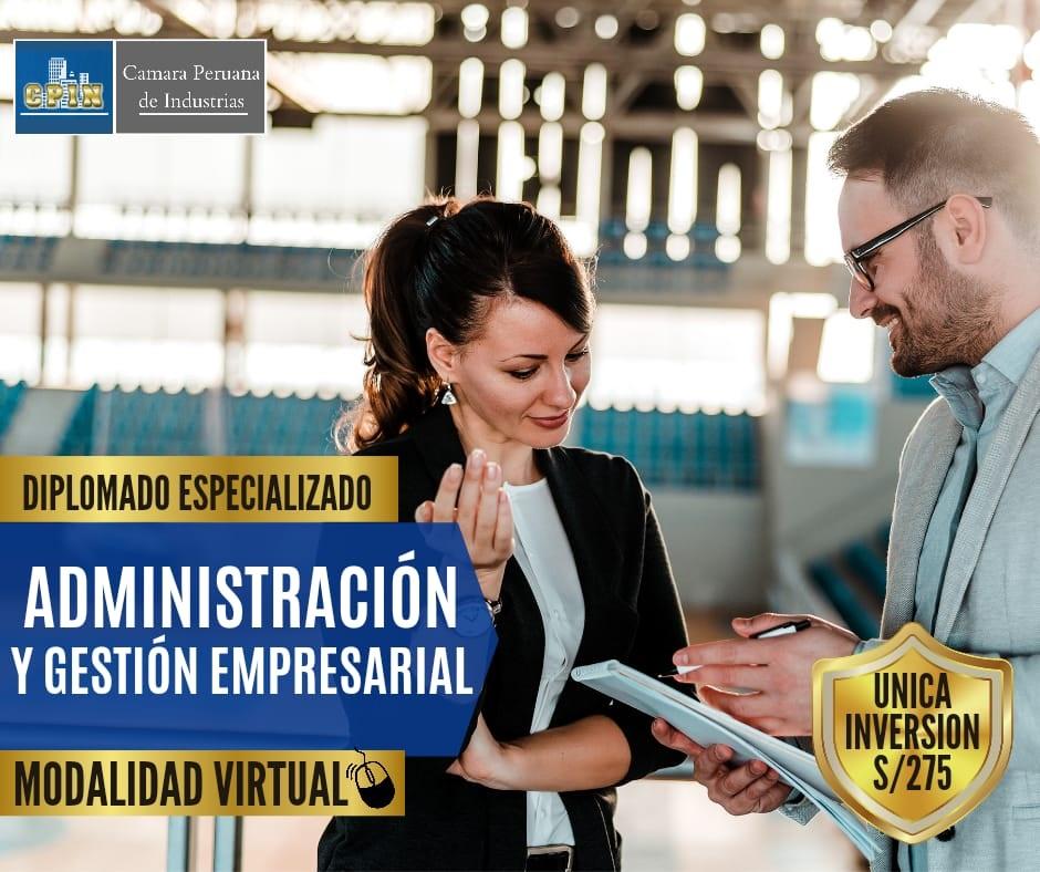 Administración y Gestión Empresarial